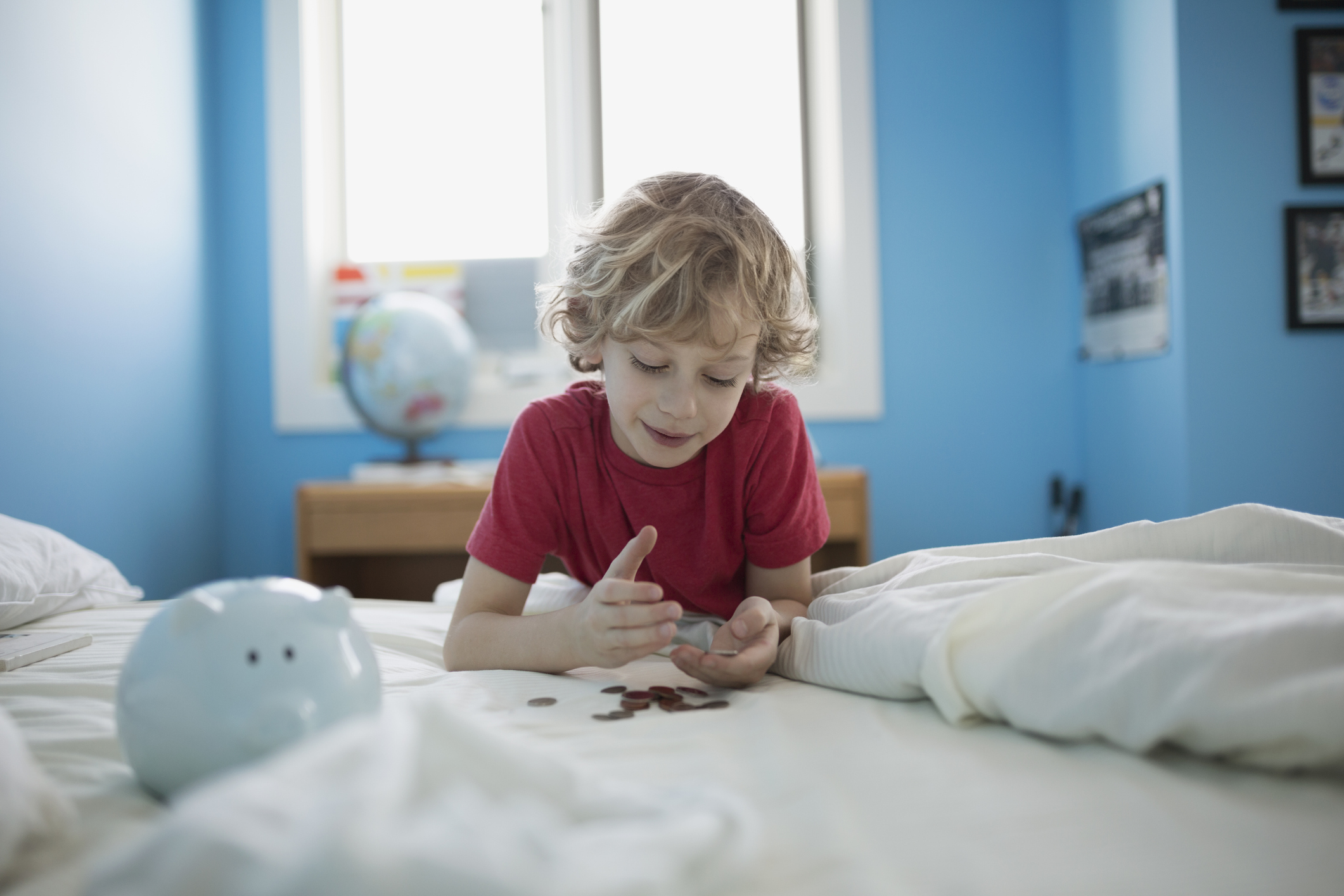 Top 3 money lessons to teach your kids